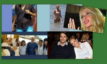 Η περιπέτεια της υγείας της Πάολα, η εμφάνιση της Σκορδά που προκάλεσαν σχόλια και οι φωτογραφίες του Καρύδη που αναστάτωσαν τους φίλους του