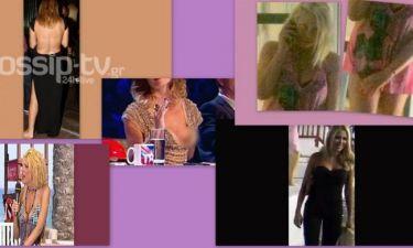 Η Ρούλα Κορομηλά που… «αναστάτωσε» τα social media, η sexy Φαίη Σκορδά, το μπούστο της Σάσας Σταμάτη και το… live «ατύχημα» κριτή στην τηλεόραση