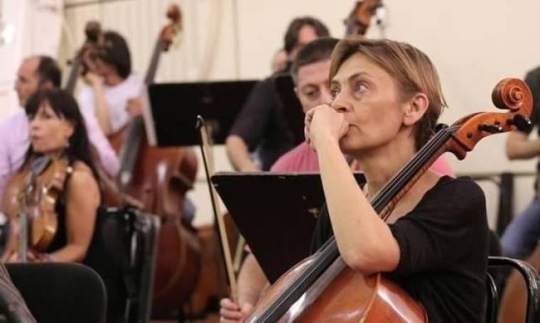 Μεγάλη συναυλία στην ΕΡΤ από ορχήστρες Αθήνας και Πειραιά (pics)