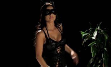 UFC: Celeste σε ρόλο… Catwoman (video)