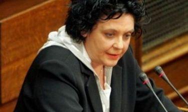 ΕΡΤ: Λιάνα Κανέλλη: «Νιώθω σα να καίνε την κούνια μου»