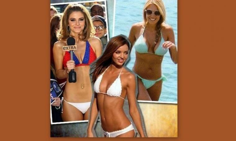 Miranda Kerr-Maria Menounos-Έλενα Παπαβασιλείου: Τι τρώνε καθημερινά και διατηρούνται άψογες;