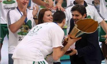 Πρωταθλητής και Κυπελλούχος Ελλάδας ο… ΠΑΝΑΘΗΝΑΪΚΟΣ (photos)
