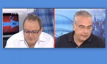 Οικονομέας-Καμπουράκης για ΕΡΤ: «Τρελαίνομαι όταν βλέπω κάποιους τύπους που έχουν κάνει περιουσίες, τώρα να θρηνούν»