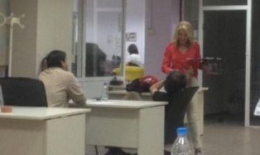 Η Έλλη Στάη στο απεργιακό δελτίο ειδήσεων της ΕΡΤ μετά το ξαφνικό λουκέτο!