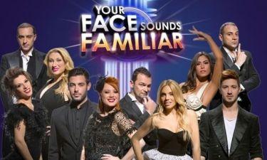 Την Τέταρτη θα προβληθεί το «Υour Face Sounds Familiar»