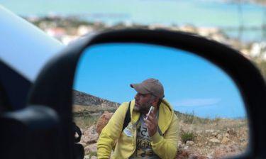 Γρηγόρης Αρναούτογλου: Ταξιδεύει στα Κύθηρα