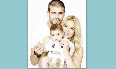 Shakira-Pique: Η οικογενειακή φωτογραφία που έχει συγκεντρώσει εκατομμύρια like στα social media