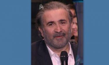 Η συγκίνηση του Λάκη Λαζόπουλου στο τελευταίο «Αλ Τσαντίρι»