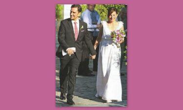 Οι πρώτες φωτογραφίες από τον γάμο του Νίκου Ψαρρά!