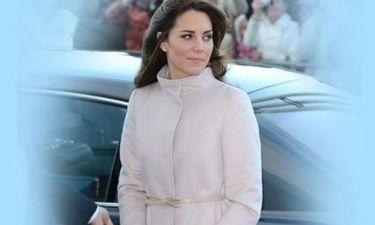 Ποιου οίκου έγινε μούσα η Kate Middleton;