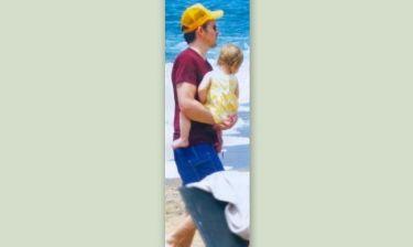 Ίθαν Χοκ: Οικογενειακές διακοπές στην Μεσσηνία