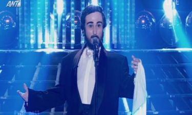 Ως άλλος Luciano Pavarotti εμφανίστηκε η Μαντώ στο Your face sounds familiar