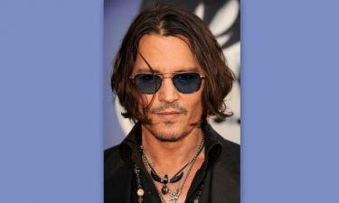Ο Johnny Depp σοκάρει: «Είμαι τυφλός στο αριστερό μου μάτι!»