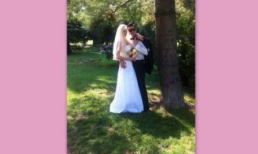 Αλεξανδράτου – Καρποζήλος: Οι πρώτες φωτογραφίες του γάμου τους!