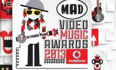 Η μεγάλη έκπληξη στα φετινά Mad Music Video Awards!