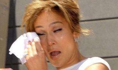 Γιατί ξέσπασε σε κλάματα η Jennifer Lopez;