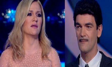 Μπέσυ Μάλφα σε Κωνσταντίνο Καζάκο: «Είσαι απίστευτος λεβέντης!»