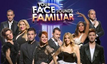 Δείτε την τετράδα του τελικού του «Your face sounds familiar»