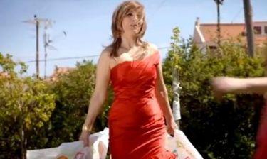 Κατερίνα Στανίση: «Μου 'χαν κλείσει πόρτες και ξαφνικά με θυμήθηκαν λόγω διαφήμισης»