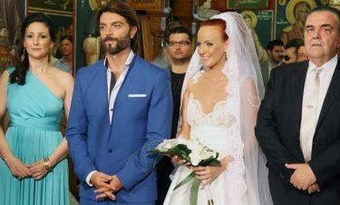 Οι πρώτες φωτογραφίες από τον γάμο του Ιωακείμ Φωκά!