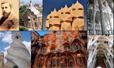 Ποιος είναι ο Antoni Gaudi που τιμά σήμερα το Doodle της Google
