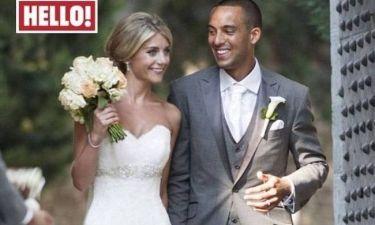 Άρσεναλ: Ο παραμυθένιος γάμος του Γουόλκοτ (photos)