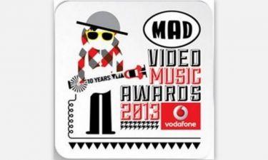 VΜΑ: Αυτοί είναι οι νικητές της δέκατης απονομής βραβείων Mad Video Music Awards 2013 by Vodafone!