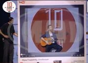 VMA: Ο Γεωργαντάς έκανε τον Παντελίδη και ο τραγουδιστής τον καταχειροκρότησε!