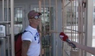Λάκης Γαβαλάς: Η αποφυλάκιση και τα επόμενα σχέδια του