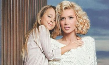 Πάολα: Με την κόρη της στη Eurodisney!
