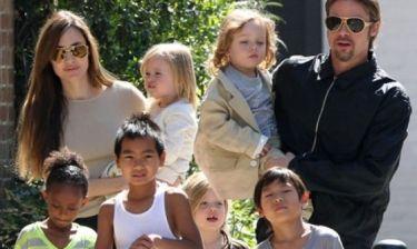 Ερχεται νέο μέλος στην οικογένεια Μπρατ Πιτ - Ατζελίνα Τζολί;