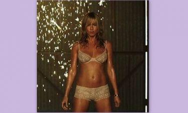Jennifer Aniston: υγιεινή διατροφή και άσκηση