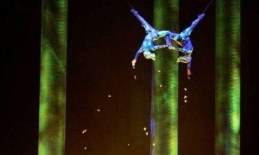 Βίντεο: Τραγικός θάνατος ακροβάτισσας του Cirque du Soleil