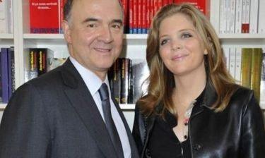 Σάλος στη Γαλλία με τη δημοσιοποίηση της σχέσης του Πιερ Μοσκοβισί με φοιτήτρια!
