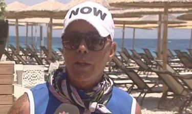 Λάκης Γαβαλάς: Διακοπές στο Ξυλόκαστρο μετά την αποφυλάκιση του!