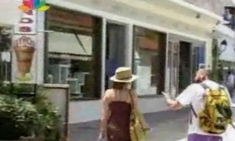 Άννα Βίσση: Διακοπές με την κόρη της και τον γαμπρό της στη Σκιάθο!
