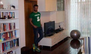 Νεκτάριος Κυρκόπουλος: Απέκτησε το δικό του σπίτι στην Κίνα. (photos)