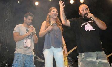 Ένα exclusive live concert με την Έλενα Παπαρίζου