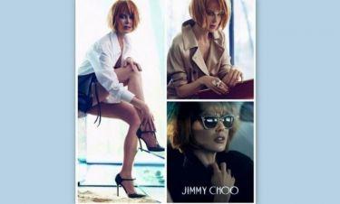 Η Nicole Kidman στα καλύτερά της: Μεταμορφώθηκε για τον Jimmy Choo σε sexy θηλυκό (photos)