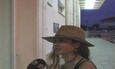 Άννα Βίσση: «Έχω άγχος, όπως κάθε μάνα για το παιδί της»
