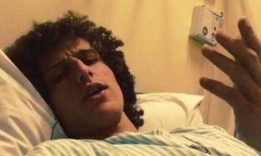 Τσέλσι: Στο κρεβάτι του… πόνου ο Νταβίντ Λουίζ (photos+video)