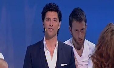 Σάκης Ρουβάς: Θύμισε πρόβα της Επιδαύρου η έναρξη των βραβείων «Ήρωες ανάμεσά μας»