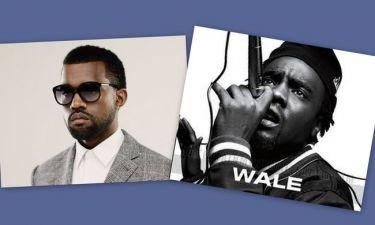 Wale: Εκτόπισε τον Kanye West από τη πρώτη θέση του Billboard
