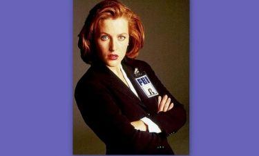Δείτε την απίστευτη αλλαγή της Dana Scully από τα X-Files