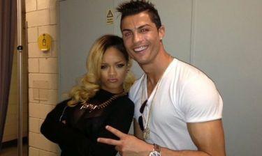 Rihanna: «Ο Ronaldo είναι gay»!