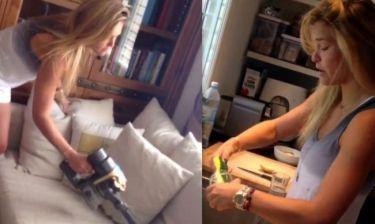Μπαρ Ραφαέλι: Από τις πασαρέλες…στην κουζίνα!