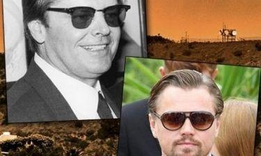 Mήπως ο Leonardo Di Caprio μετατρέπεται σιγά σιγά σε... Jack Nicholson;