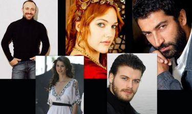 Οι πιο ακριβοπληρωμένοι Τούρκοι ηθοποιοί