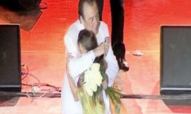Τόλης Βοσκόπουλος: Η επιστροφή του στο τραγούδι και η συγκινητική στιγμή με την κόρη του